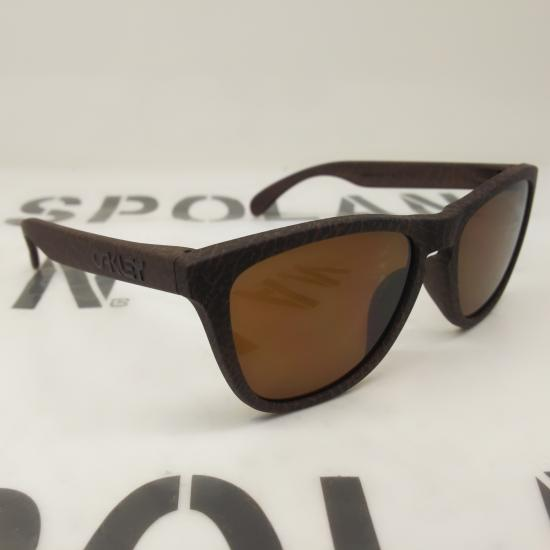 OAKLEY オークリー 限定 【FROGSKINS THE HIGH GRADE COLLECTION】 Tobacco ASIAN-FIT 日本正規品