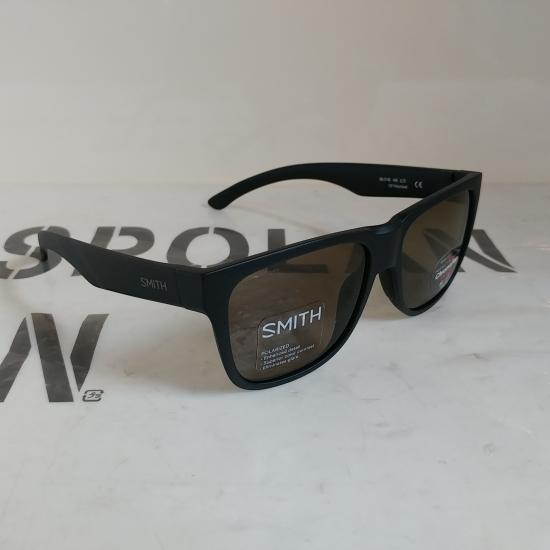SMITH スミス 【Lowdown 2】 Matte Black / ChromaPop Polarized Gray Green 偏光サングラス 日本正規品