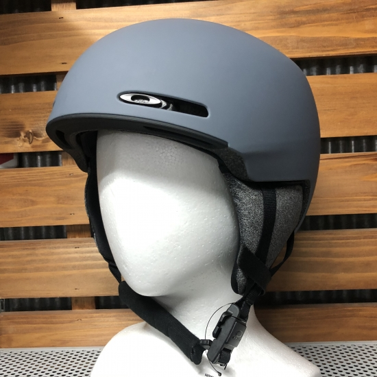 OAKLEY オークリー 【MOD1 - ASIA FIT】 Forged Iron グレイ M(57-61cm)(BOA FIT) 軽量スノーヘルメット 日本正規品