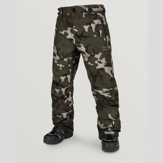 VOLCOM ボルコム 2020 【Guide GORE-TEX 3L Pant】 GI CAMO カモ柄 US-Ssize 正規品
