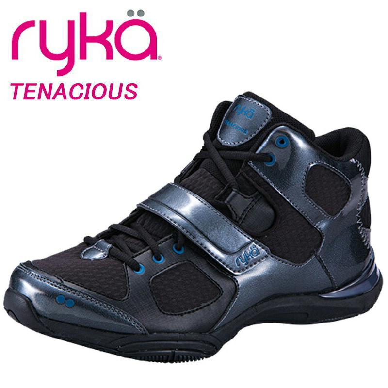 【あす楽】【送料無料】【2018年春カラー】 ryka ライカ TENACIOUS テナシオス フィットネスシューズ E6643M6003