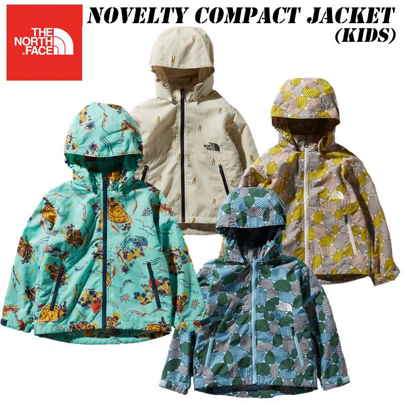 【あす楽】 ザ ノースフェイス ノベルティー コンパクトジャケット(キッズ) NPJ21811 THE NORTH FACE Novelty Compact Jacket(K's)