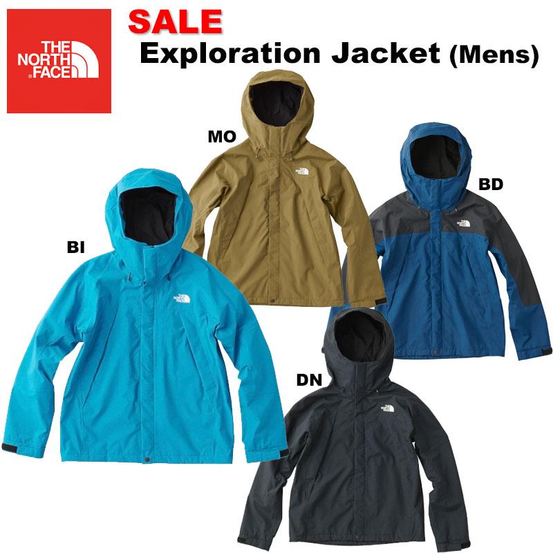 【SALE】【あす楽】 THE NORTH FACE ザ・ノースフェイス Exploration Jacket エクスプロレーション ジャケット(メンズ) NP61704