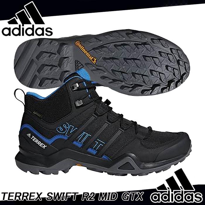 【あす楽】【送料無料】 adidas アディダス TERREX SWIFT R2 MID ゴアテックス AC7771