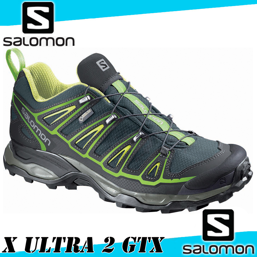 SALOMON Salomon X X ULTRA 2 GTX Ultra 2 Gore-Tex L39184000