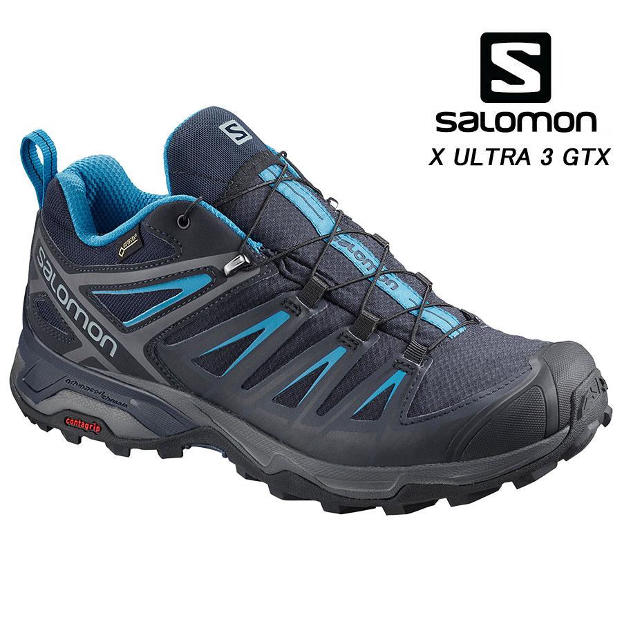 TOLLE SALOMON XA Pro 3D, Mountain trail, Laufschuhe, Gr. 402