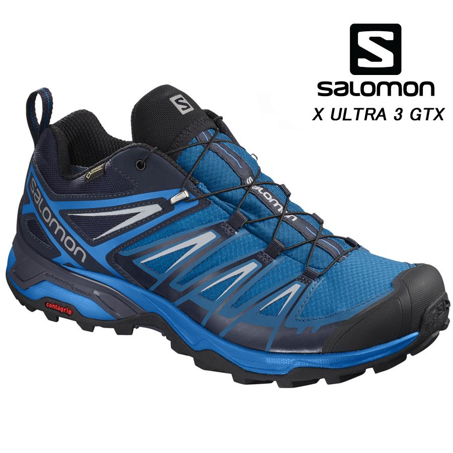 【送料無料】【あす楽】 SALOMON サロモン X ULTRA 3 GTX Xウルトラ 3 ゴアテックス L40467600