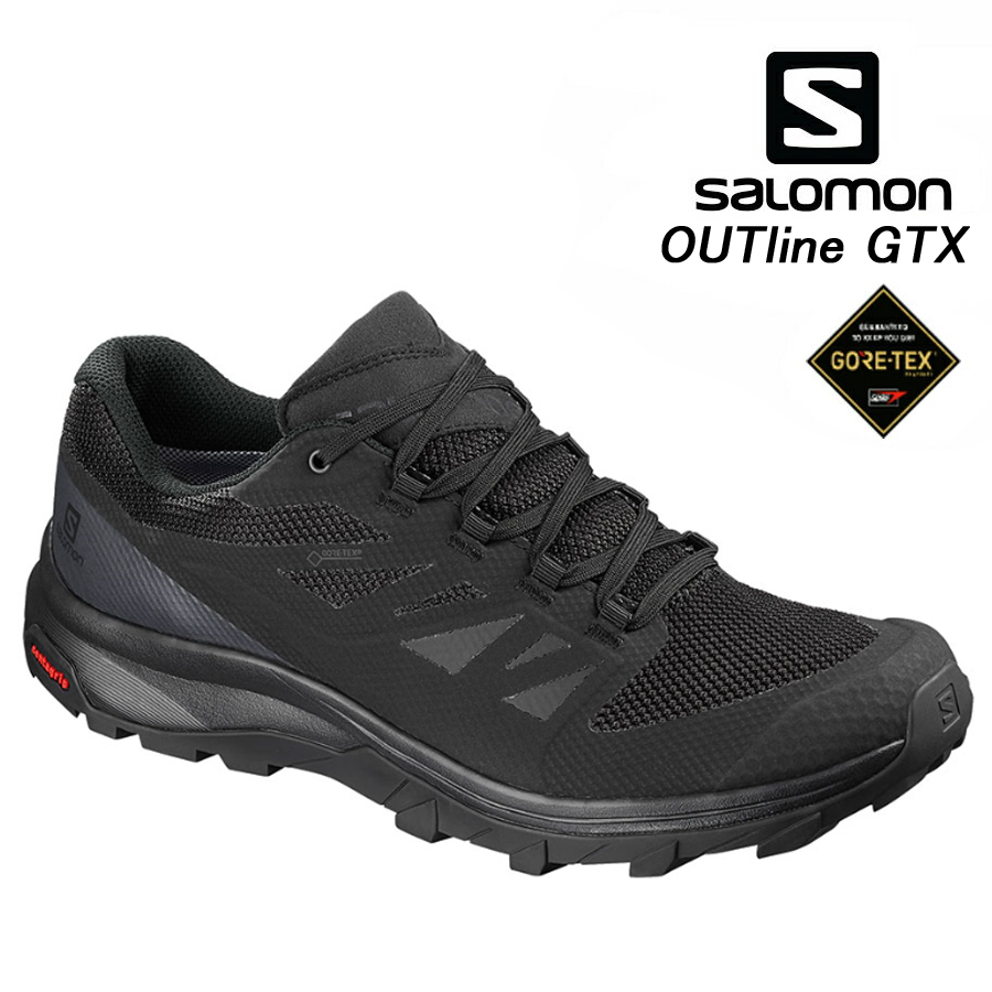 SALOMON Salomon OUTline GTX outline Gore Tex L40477000