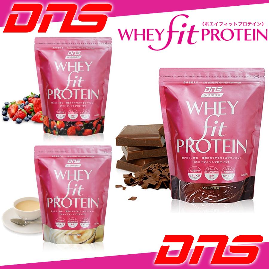 DNS woman WHEY FIT PROTEIN hoeifitprotein 690 g