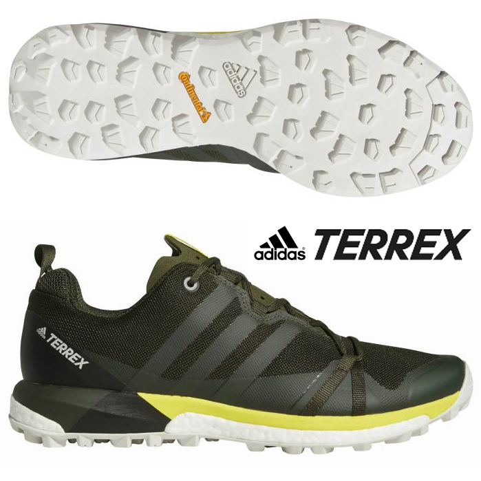 It is adidas Adidas trail running shoes TERREX AGRAVIC AC7895 by use of coupon 200 yen OFF