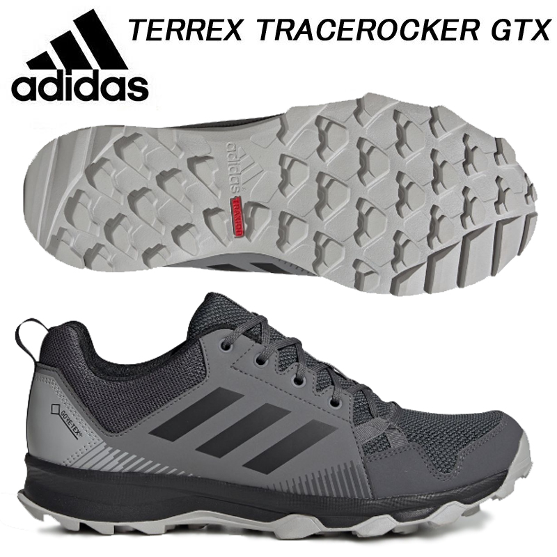 adidas Adidas trail running shoes TERREX TRACEROCKER GTX G26407 EFW64