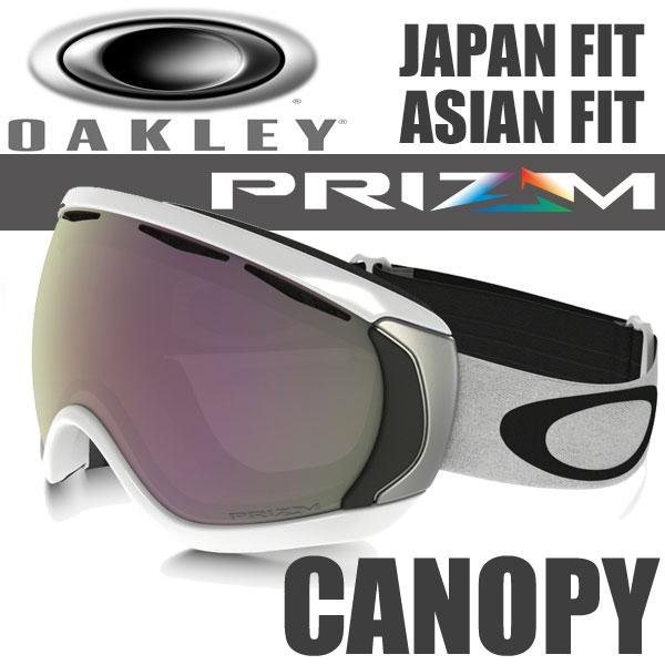 OAKLEY PRIZM SNOW GOGGLE CANOPY OO7081-03 /オークリー プリズム スノーゴーグル キャノピー アジアン フィット
