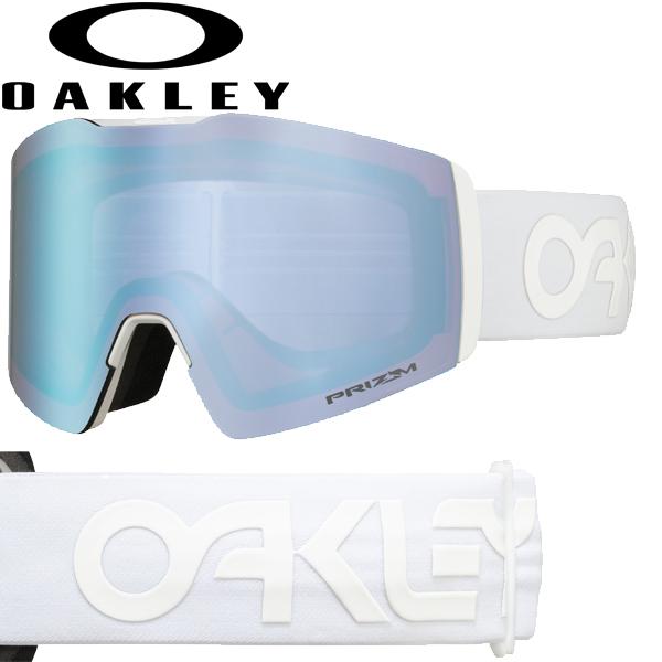 (10月11日ごろ発送予定) OAKLEY オークリー プリズム スノー サファイア イリジウム スノー ゴーグル フォールライン XL OO7099-11 / FALL LINE XL USAモデル 2019年