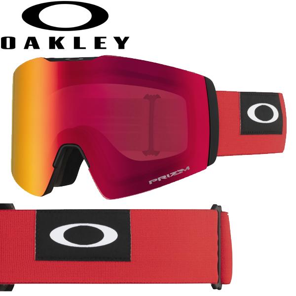 (10月11日ごろ発送予定) OAKLEY オークリー プリズム スノー トーチ イリジウム スノー ゴーグル フォールライン XL OO7099-13 / FALL LINE XL USAモデル 2019年