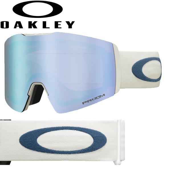 (10月11日ごろ発送予定) OAKLEY オークリー プリズム スノー サファイア イリジウム スノー ゴーグル フォールライン XL OO7099-15 / FALL LINE XL USAモデル 2019年