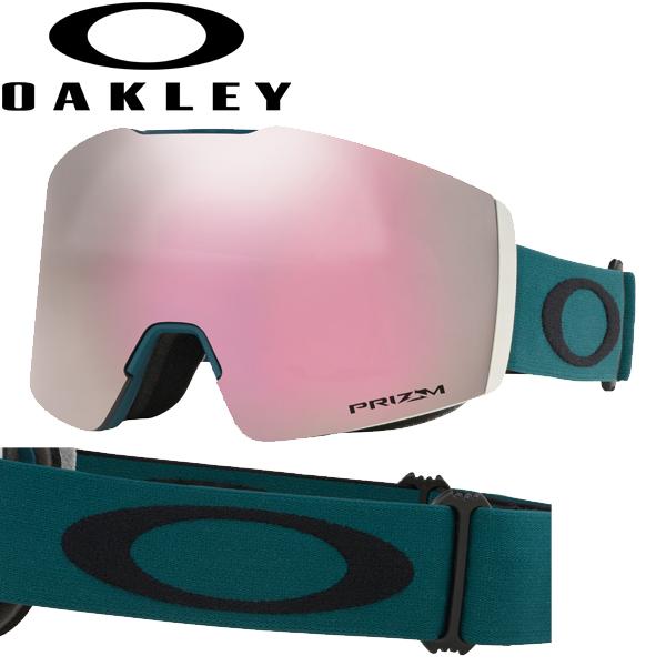 (10月11日ごろ発送予定) OAKLEY オークリー プリズム スノー ハイ インテンシティ ピンク スノー ゴーグル フォールライン XM OO7103-02 / FALL LINE XM USAモデル 2019年