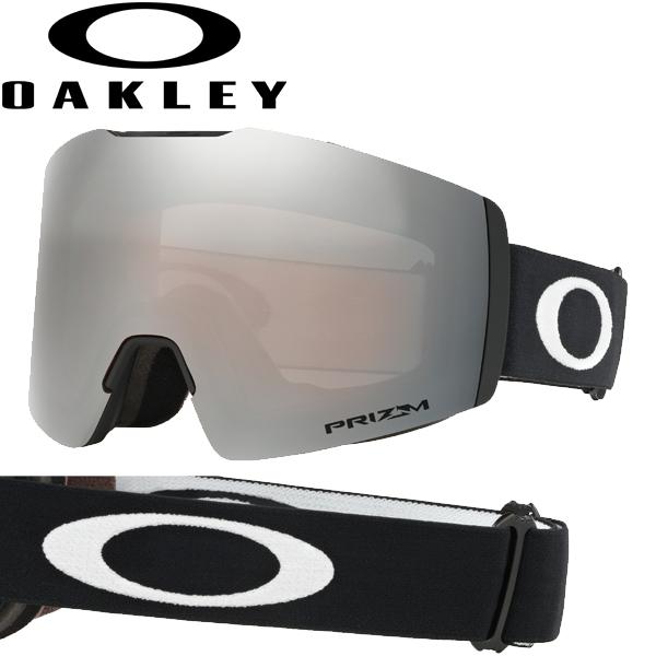 (10月11日ごろ発送予定) OAKLEY オークリー プリズム スノー ブラック イリジウム スノー ゴーグル フォールライン XM OO7103-10 / FALL LINE XM USAモデル 2019年