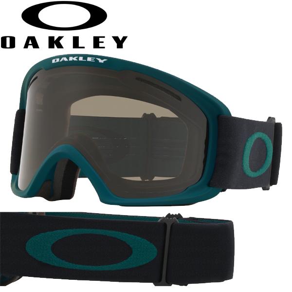 (10月11日ごろ発送予定) OAKLEY オークリー ダークグレー スノー ゴーグル O フレーム 2.0 プロ XL OO7112A-07 / O-FRAME 2.0 PRO XL USAモデル 2019年