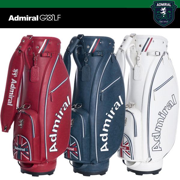 アドミラル ゴルフ キャディバッグ ADMG 8SC7