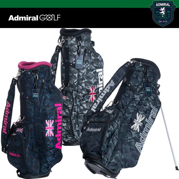 アドミラル ゴルフ スタンド キャディバッグ ADMG 8SC9