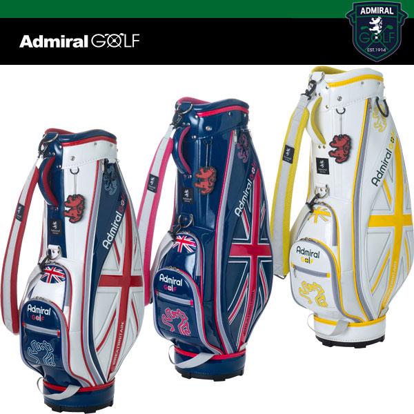 アドミラル ゴルフ キャディバッグ ADMG 9SC3 ADMIRAL