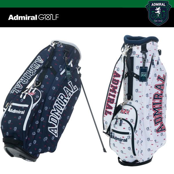アドミラル ゴルフ キャディバッグ ADMG 9SC6 ADMIRAL