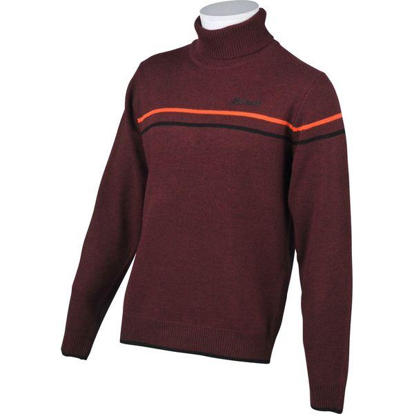 SRIXON スリクソン ゴルフ 秋冬 メンズ セーター/カーディガン RGMMJL07 RD00 レッド 18fwct