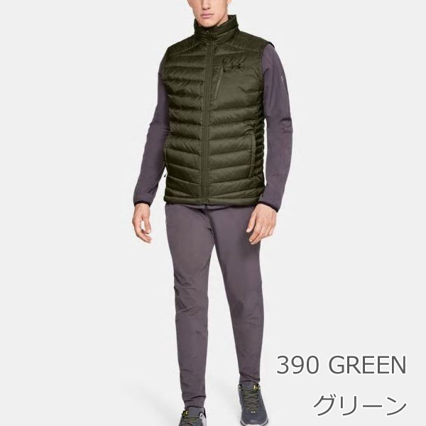 41a1fe3a39d80 ... UNDER ARMOUR men down vest zip up 1315998 (cold protection) UNDERARMOUR  UA Iso Down