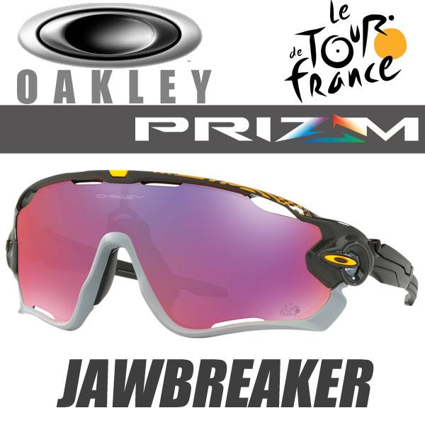 OAKLEY JAWBREAKER 2018 Tour de France PRIZM ROAD OO9290-3531  (オークリージョウブレイカーサングラス) prism road Tour de France 2018 model 20039603a417