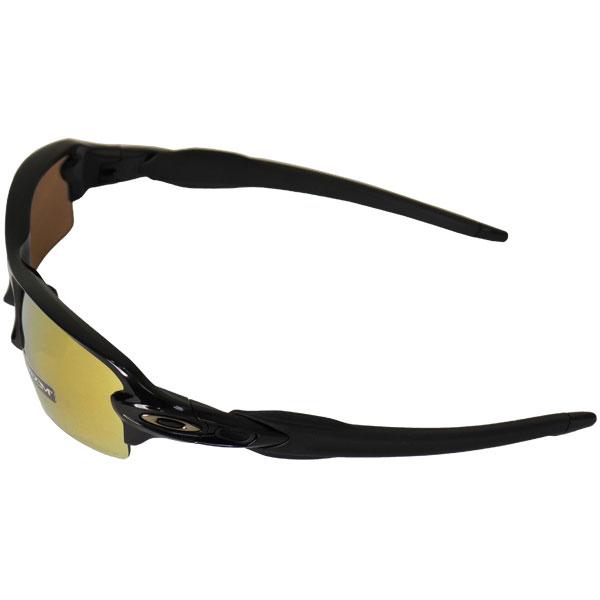e852534ffdb OAKLEY FLAK 2.0 PRIZM 24K POLARIZED OO9271-3161 (Oak Leaf rack 2.0  sunglasses) prism 24K polarizing lens   ditch rack frame to polish