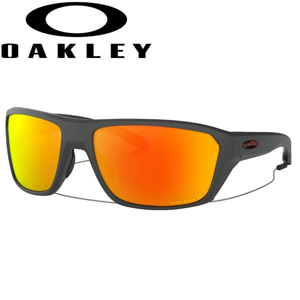 オークリー スプリットショット サングラス プリズムルビー 偏光レンズ OO9416-0864 スタンダードフィット USフィット / おーくりー さんぐらす ぷりずむ