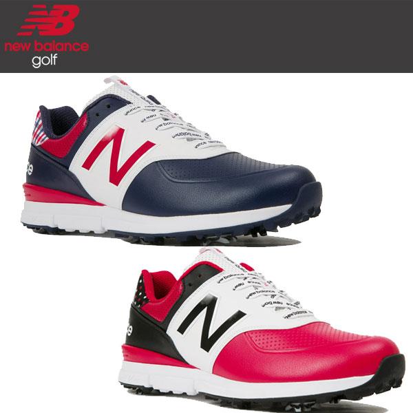 ニューバランス ゴルフ ソフトスパイク メンズ ゴルフシューズ MG574 V2 (CT / SR) / 日本正規品 2019年モデル / New Balance