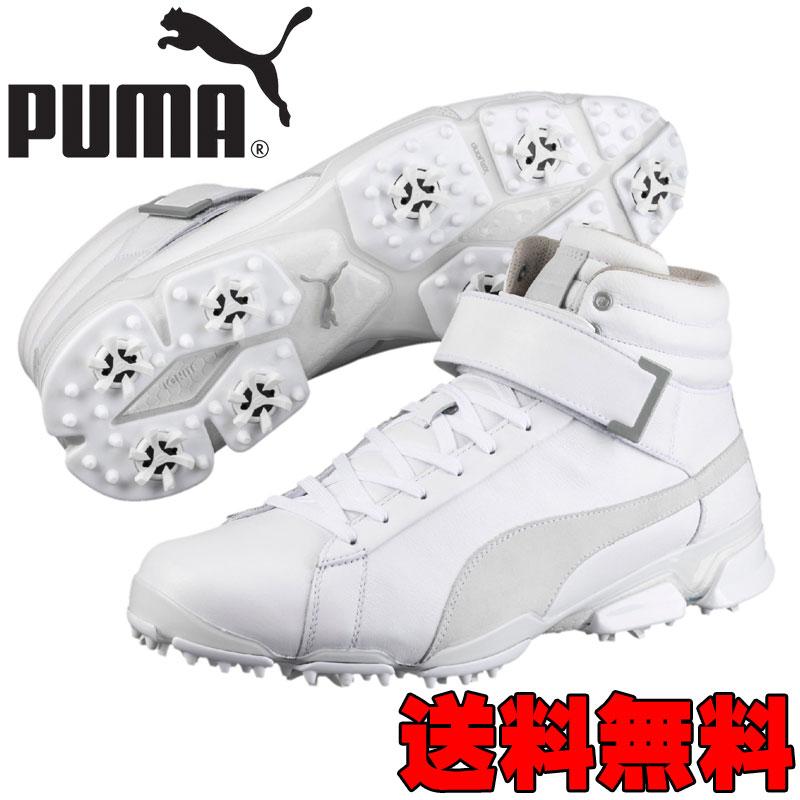 PUMA GOLF TT イグナイト ハイトップ スパイク ゴルフシューズ / プーマゴルフ 日本正規品 2017年秋冬