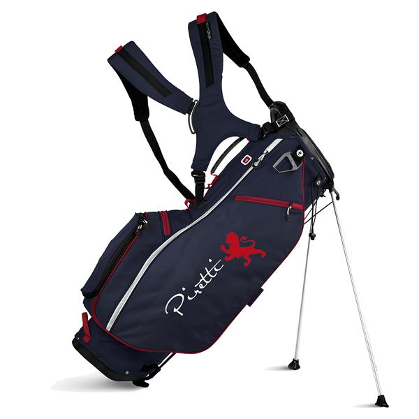 日本正規代理店 Piretti ピレッティ キャディ バッグ スタンド バッグ 軽量 USAモデル ネイビー 2019 / Piretti × Sun Mountain Stand Bag USA Model