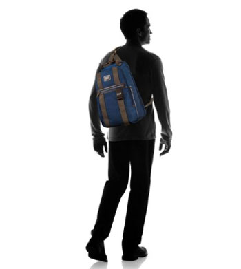 TUMI Tumi bag 22317 BTH Greeley Sling / backpack-Baltic Greely Sling Backpack-Baltic