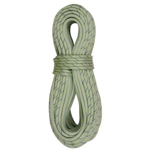 EDELRID エーデルリッド 登山クライミングザイル ロープ トミーデュオテック ER71273.060 径9.6mm 60M ライム