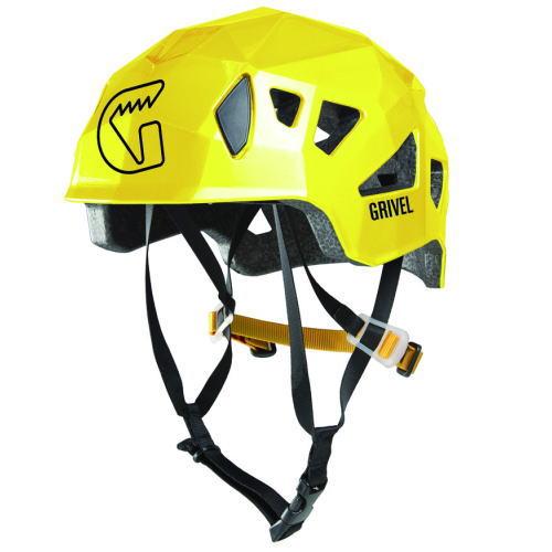 GRIVEL グリベル 登山クライミング ヘルメット ステルス GV-HESTE イエロー