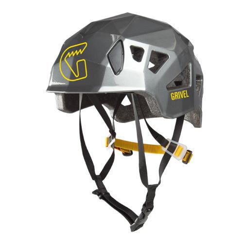 GRIVEL グリベル 登山クライミング ヘルメット ステルス GV-HESTE チタングレー