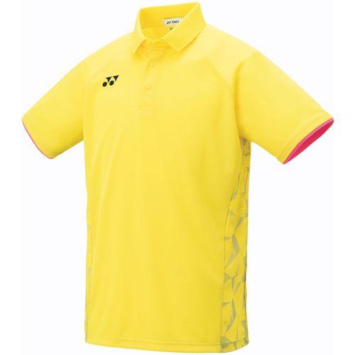 YONEX ヨネックス ゲームシャツ フィットスタイル メンズ 10298 ライトイエロー