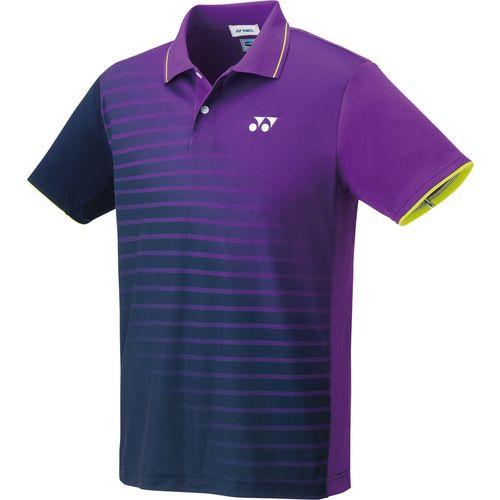 YONEX ヨネックス UNIユニセックス ゲームシャツ(フィットスタイル) 10313 パープル