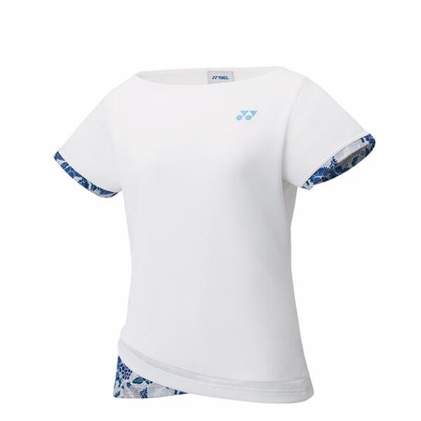 YONEX ヨネックス ゲームシャツ ジュニア 20502J ホワイト