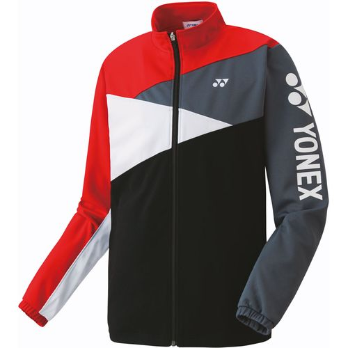 YONEX ヨネックス ニットウォームアップシャツUNIユニセックス 52004 ブラック
