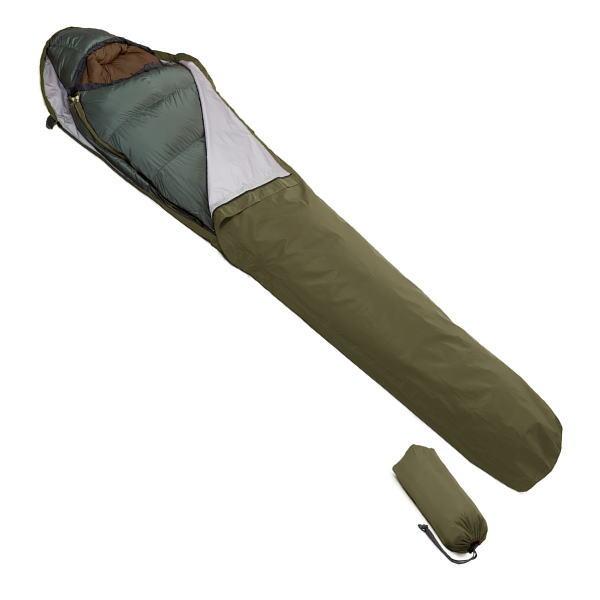 プロモンテ PuroMonte ライトウエイト3レイヤーシュラフカバー(高通気モデル) GFC55 寝袋カバー