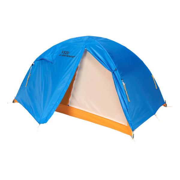 ダンロップ DUNLOP コンパクト・アルパインテント VS-20 2人用コンパクト登山テント
