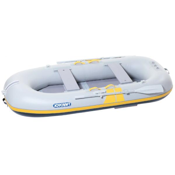 ジョイクラフト ローボート TRW-270D 検無 4人乗り手漕ぎゴムボート