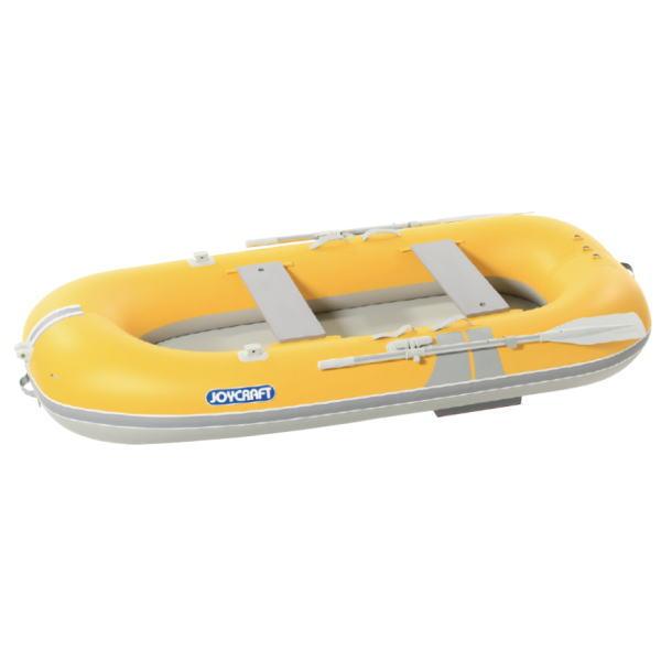 ジョイクラフト ローボート TRW-270F 検無 4人乗り手漕ぎゴムボート