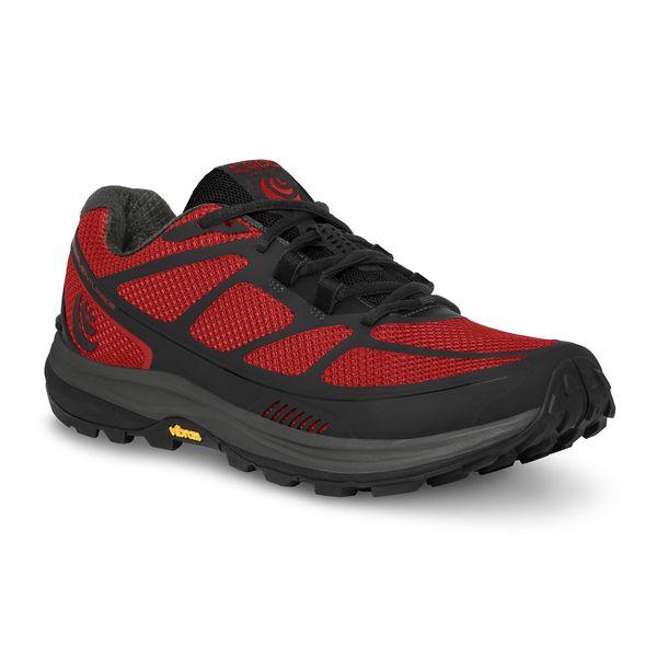 トポ アスレチック topo athletic トレイルランニングシューズ テラベンチャー 2 Terraventure2 メンズ 5002041 Red/Black