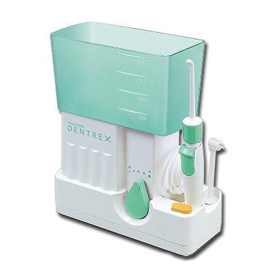 脈動ジェット水流口腔洗浄器 DENTREX デントレックス