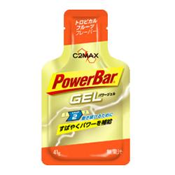 PowerBar パワーバー PowerGel パワージェル トロピカルフルーツフレーバー ケース 8パック96本入り