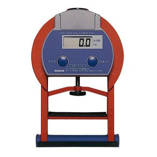 Takei equipment industrial T.K.K.5401 grip - D digital hand grip gauge